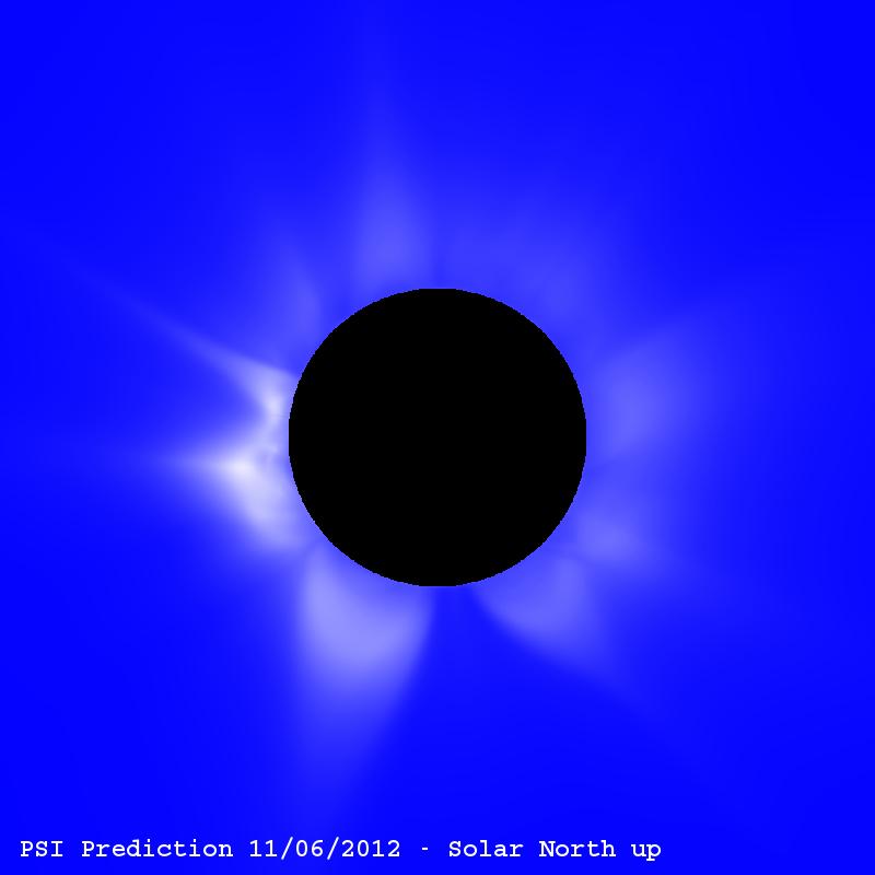 solar N images
